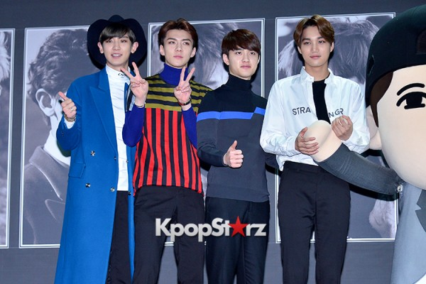 EXO at EXO's Second Album 'EXODUS' Comeback Press Conferencekey=>0 count42
