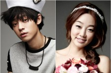 Jung Joon Young and Choi Yeo Jin