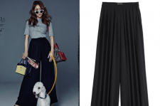 SISTAR Soyu @Star1 April 2015 Issue Pictures H&M Pants