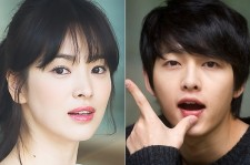 Song Hye Kyo and Song Joong Ki