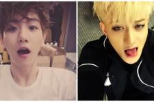 Baekhyun & Tao IG Update