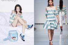 Lee Som and Ice Oh Boy! Magazine Vol.55 BEETLEBEETLE Spring Summer 2015