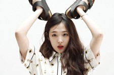 f(x) sulli lee chul woo high cut vol. 147 april 2015 pictures