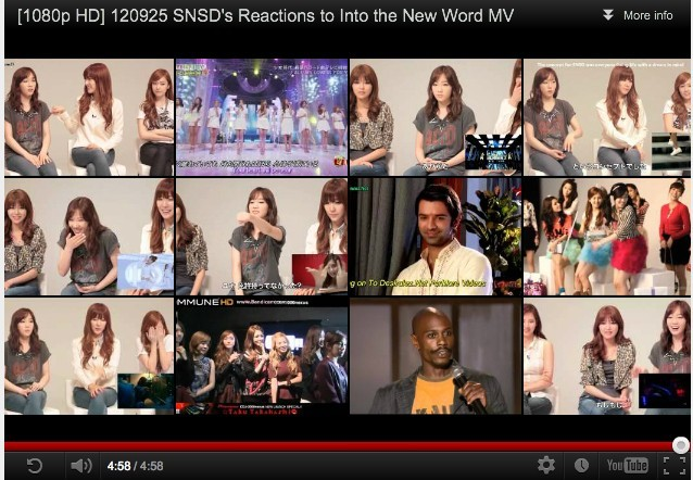 "Girls' Generation (SNSD) Reaction to their ""Into the New World"" MV from 5 Years Ago"