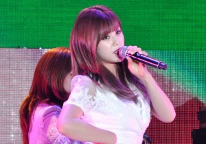 A Pink Successfully Holds First Overseas Concert In Singapore [PHOTOS]