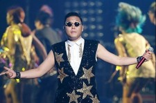 Psy States at Concert,