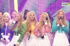 Red Velvet wins