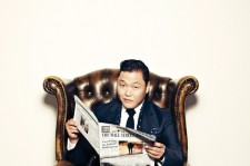 PSY's first ever solo fashion photo shoot with 'High Cut' Magazine