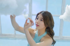 miss A Bae Suzy The Face Shop Blanclouding White Moister Cream 2015