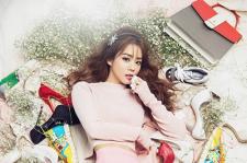 KARA Han Seungyeon BNT International April 2015 Pictures
