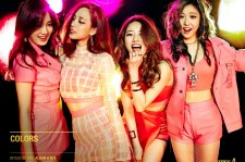 Miss A Only You Colors 2015 Fashion Style