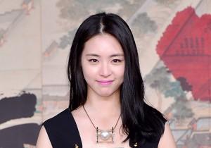 Lee Yeon Hee at a Press Conference of MBC Drama 'Hwa Jeong'
