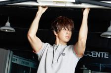 Park Sang Hyun Cosmopolitan April 2015 Pictures