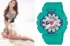 Girls' Generation SNSD Casio Baby-G Watches 2015 Shop