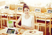 Girls' Generation SNSD Yoona Innisfree 2015