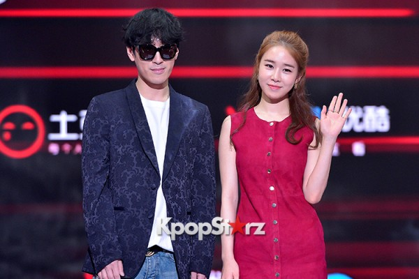 Celebrities at a Press Conference of SBS Plus 'Fashion King'- Secret's Boxkey=>1 count53