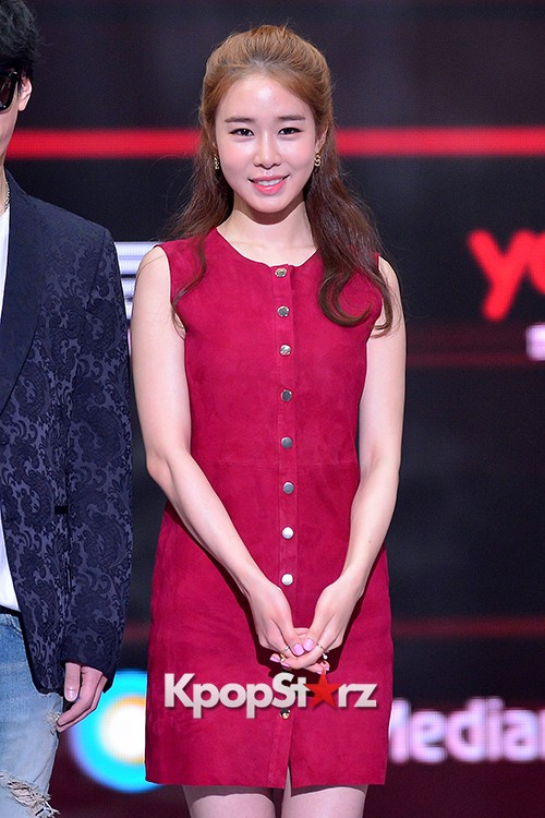 Celebrities at a Press Conference of SBS Plus 'Fashion King'- Secret's Boxkey=>32 count53