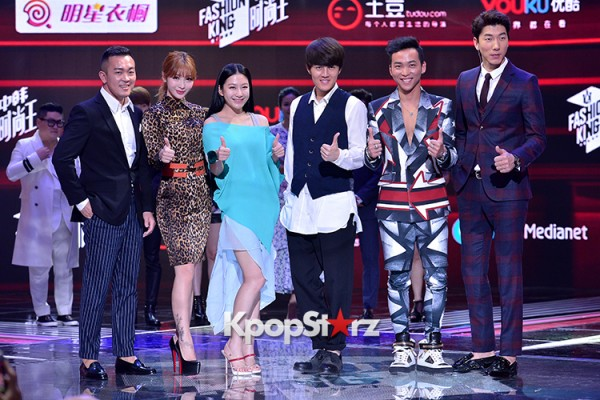 Celebrities at a Press Conference of SBS Plus 'Fashion King'- Secret's Boxkey=>49 count53