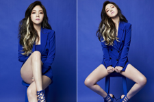 Girl's Day Minah I'm A Woman Too Comeback Style