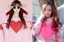 Girls' Generation SNSD Tiffany Hwang Oh Boy! Magazine February 2015 Issue Pictures
