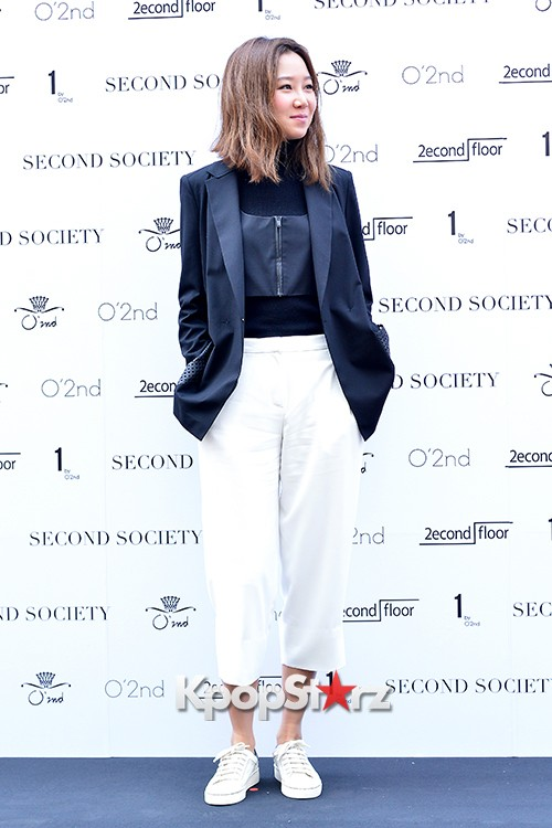 Gong Hyo Jin and Hwang Jung Eum at Second Society Launching Eventkey=>2 count22