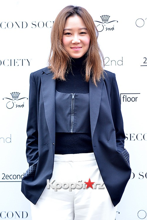 Gong Hyo Jin and Hwang Jung Eum at Second Society Launching Eventkey=>4 count22