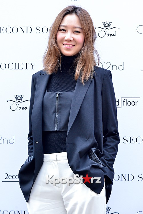 Gong Hyo Jin and Hwang Jung Eum at Second Society Launching Eventkey=>7 count22