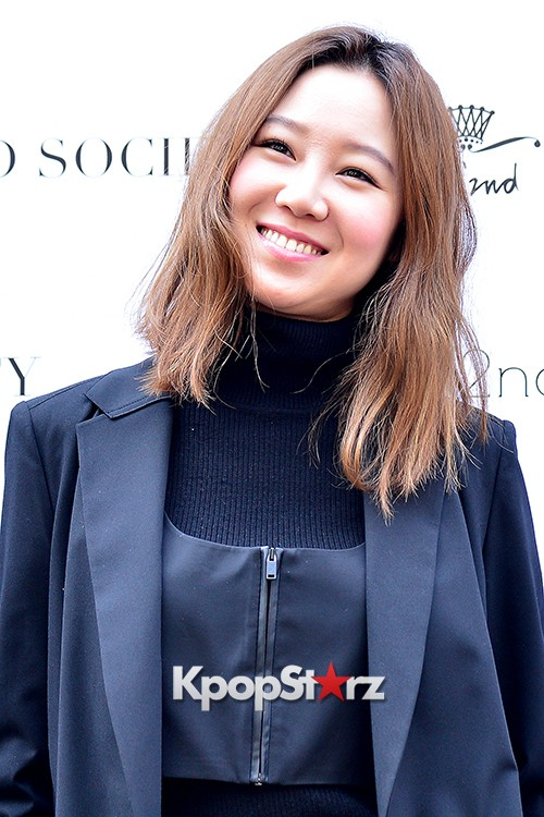 Gong Hyo Jin and Hwang Jung Eum at Second Society Launching Eventkey=>9 count22