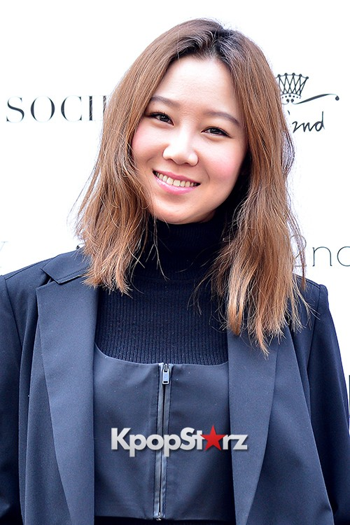 Gong Hyo Jin and Hwang Jung Eum at Second Society Launching Eventkey=>10 count22