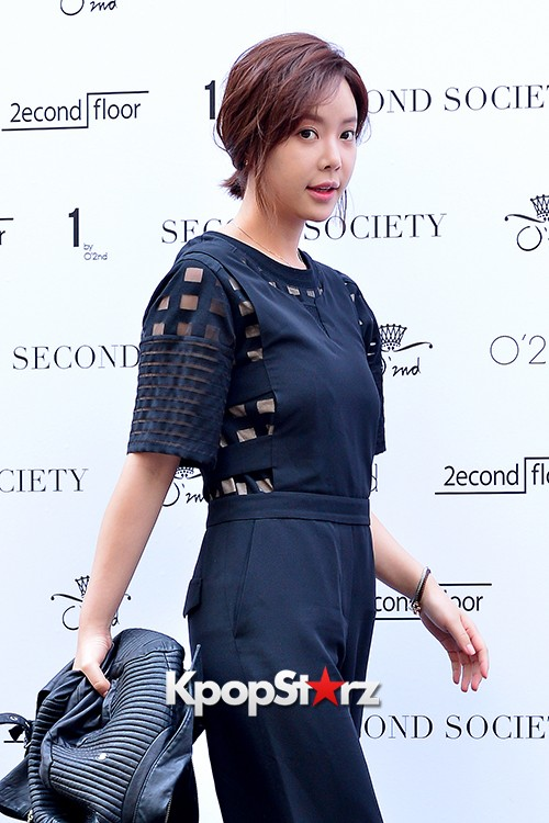 Gong Hyo Jin and Hwang Jung Eum at Second Society Launching Eventkey=>12 count22