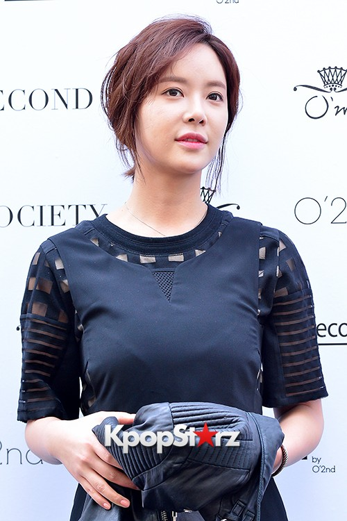 Gong Hyo Jin and Hwang Jung Eum at Second Society Launching Eventkey=>15 count22
