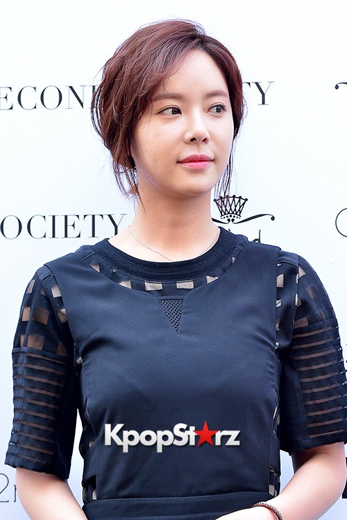 Gong Hyo Jin and Hwang Jung Eum at Second Society Launching Eventkey=>16 count22