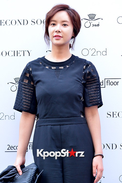 Gong Hyo Jin and Hwang Jung Eum at Second Society Launching Eventkey=>17 count22