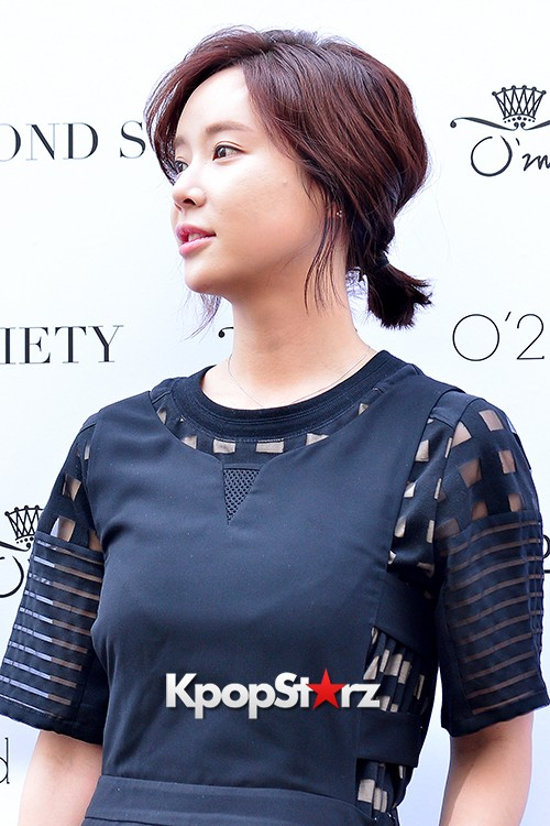 Gong Hyo Jin and Hwang Jung Eum at Second Society Launching Eventkey=>18 count22