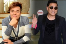 Park Jin Young is Late on Congratulating Psy's Success