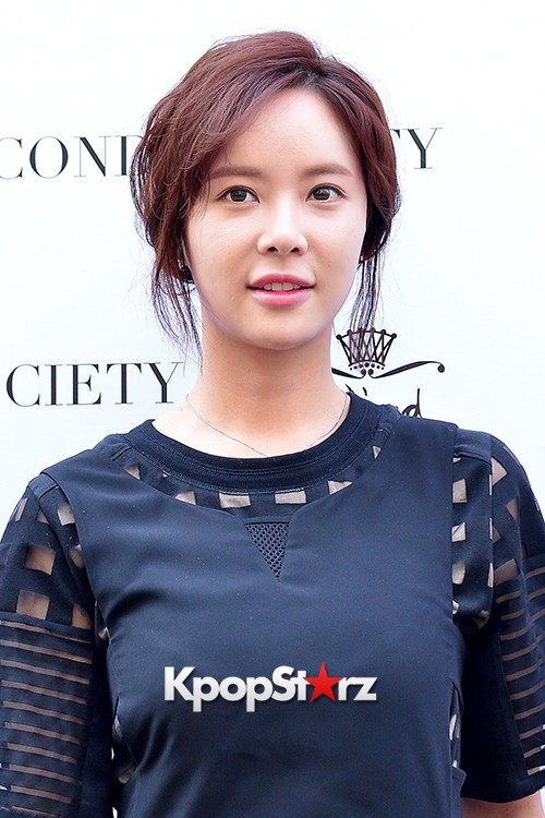 Gong Hyo Jin and Hwang Jung Eum at Second Society Launching Eventkey=>19 count22