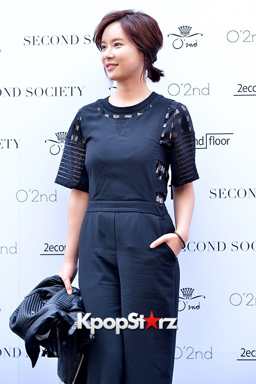 Gong Hyo Jin and Hwang Jung Eum at Second Society Launching Eventkey=>21 count22