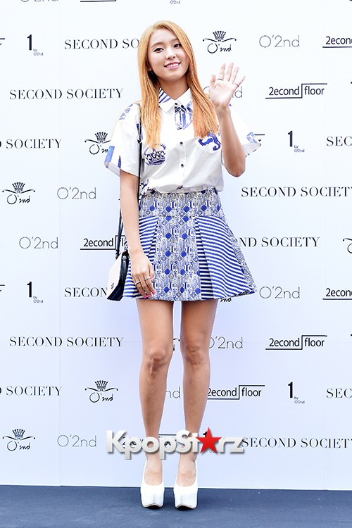 Sistar's Bora at Second Society Launching Eventkey=>2 count14