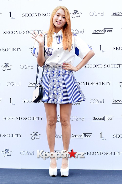 Sistar's Bora at Second Society Launching Eventkey=>3 count14