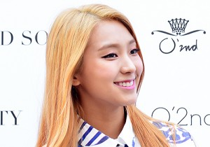 Sistar's Bora at Second Society Launching Event
