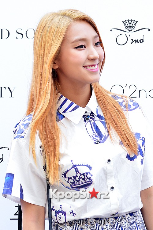 Sistar's Bora at Second Society Launching Eventkey=>0 count14