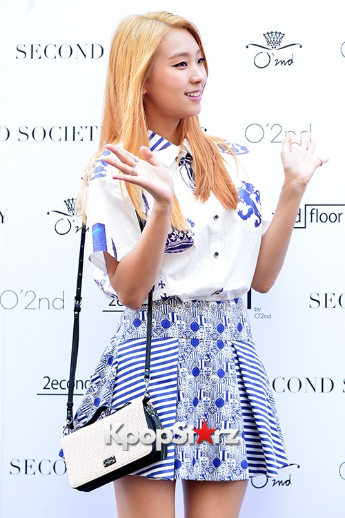 Sistar's Bora at Second Society Launching Eventkey=>7 count14