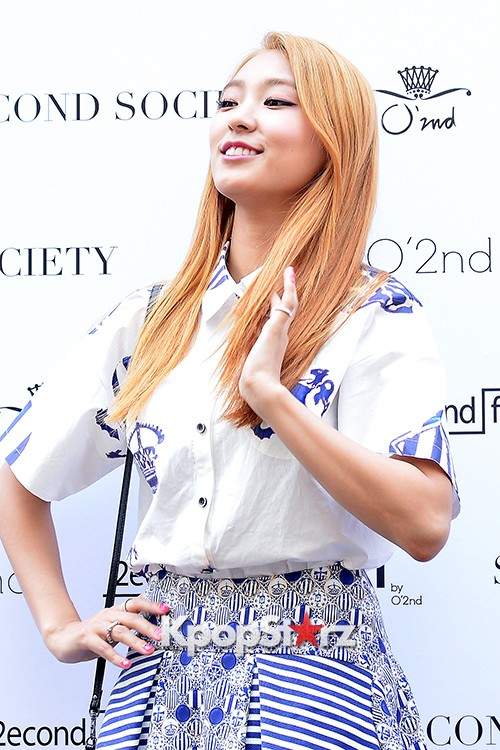 Sistar's Bora at Second Society Launching Eventkey=>8 count14