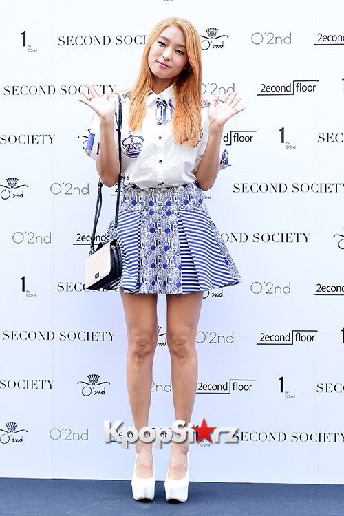 Sistar's Bora at Second Society Launching Eventkey=>10 count14