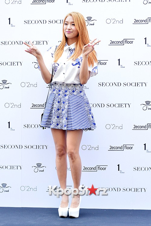 Sistar's Bora at Second Society Launching Eventkey=>11 count14