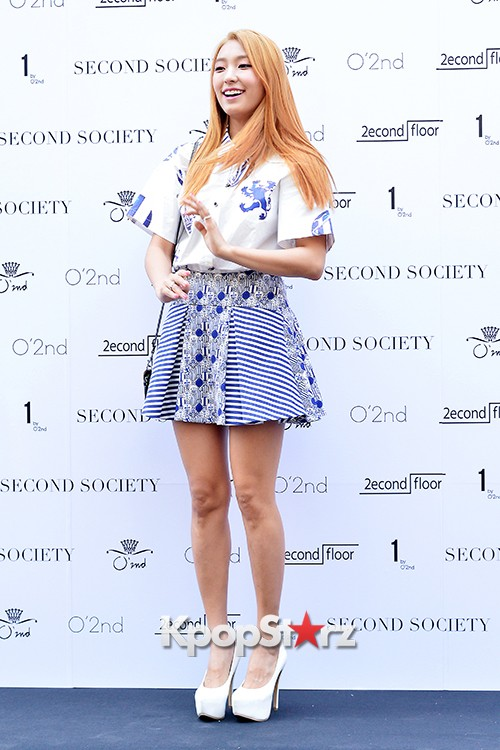 Sistar's Bora at Second Society Launching Eventkey=>13 count14