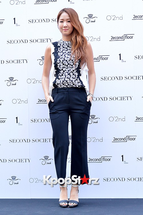 Sistar's Soyou at Second Society Launching Eventkey=>4 count13
