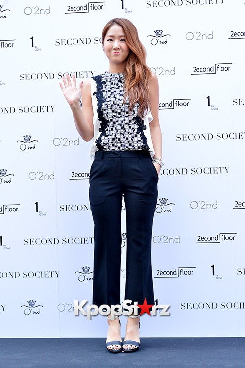 Sistar's Soyou at Second Society Launching Eventkey=>5 count13