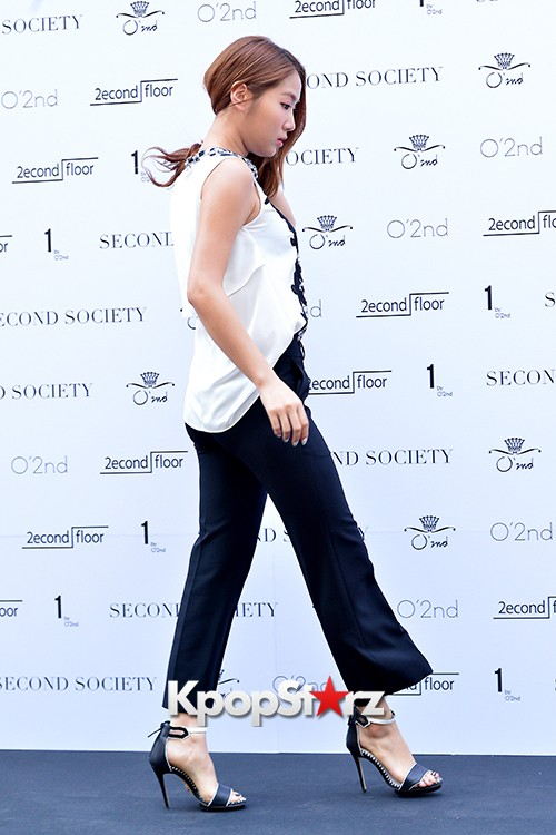 Sistar's Soyou at Second Society Launching Eventkey=>6 count13