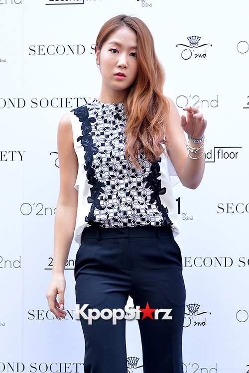 Sistar's Soyou at Second Society Launching Eventkey=>7 count13